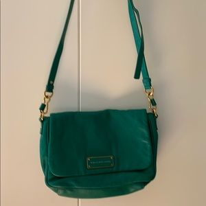 Marc by Marc Jacobs jade green purse